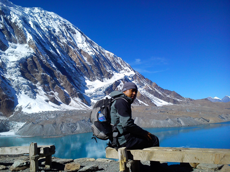 Tilicho lake and Thorungla pass trek
