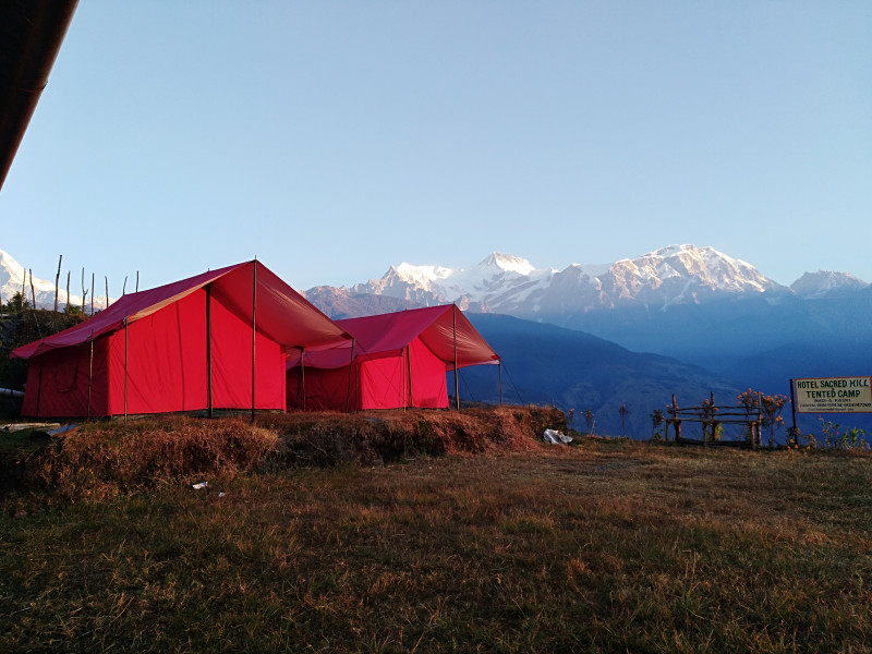Sacred Hill and Sikles Trek (3 night 4 days)